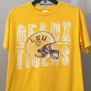 Other - LSU football T-shirt